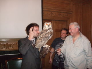 Graeme owl